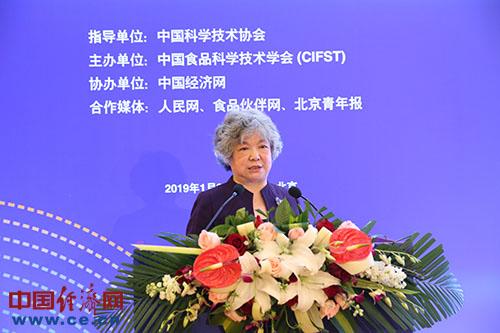 中国食品科学技术学会名誉副理事长、国家食品安全风险评估中心技术顾问刘秀梅.jpg