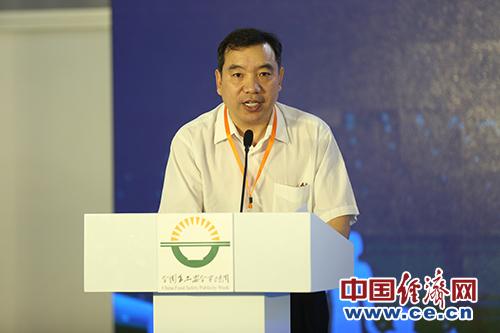 王旭東:讓更多創新技術構成食品安全重要保障