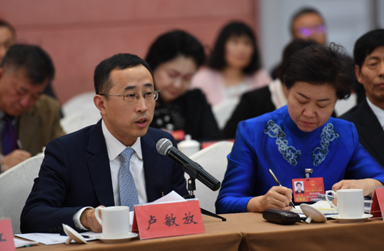 蒙牛卢敏放内蒙古两会发言:乳业高质量发展需占领四个高地