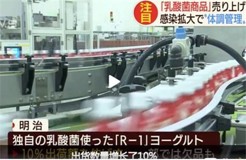 日本人为何疯抢乳酸菌产品? 这个抗疫知识点你该知道