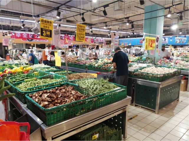 物美紧急增调2100吨蔬果 可在多点APP下单送货到家