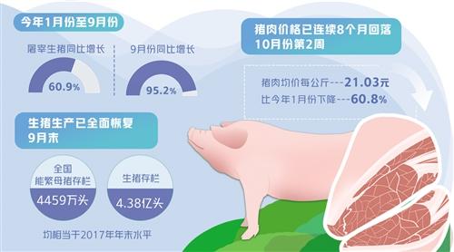 生猪供应相对过剩仍将持续