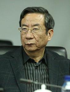 30人论坛专家、中国烹饪协会副会长冯恩援