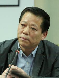 全国政协委员、北京一轻食品董事长兼总经理李奇