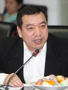 中国经济网总裁王旭东