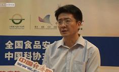 麦当劳(中国)食品安全部副总裁王�P