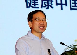 中国疾病预防控制中心营养与健康所所长丁钢强