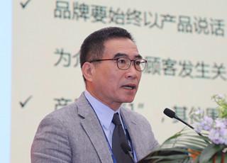 统一企业(中国)投资有限公司群总经理杨寿正