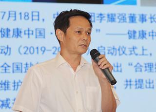 中盐制盐工程技术研究院院长朱国梁