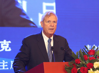 美国乳品出口协会主席 Tom Vilsack 演讲