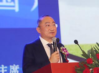 健合(中国)有限公司集团主席罗飞演讲