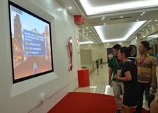 来宾体验银鹭的多媒体互动游戏227.jpg