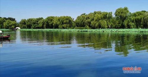 上半年全国水质优良水体比例为80.1%  同比增加5.6个百分点