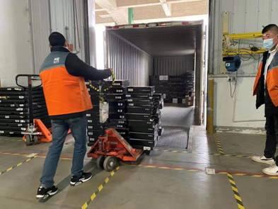 菜鸟联合快递公司全面不打烊:保障200多城送货,配送效率翻倍