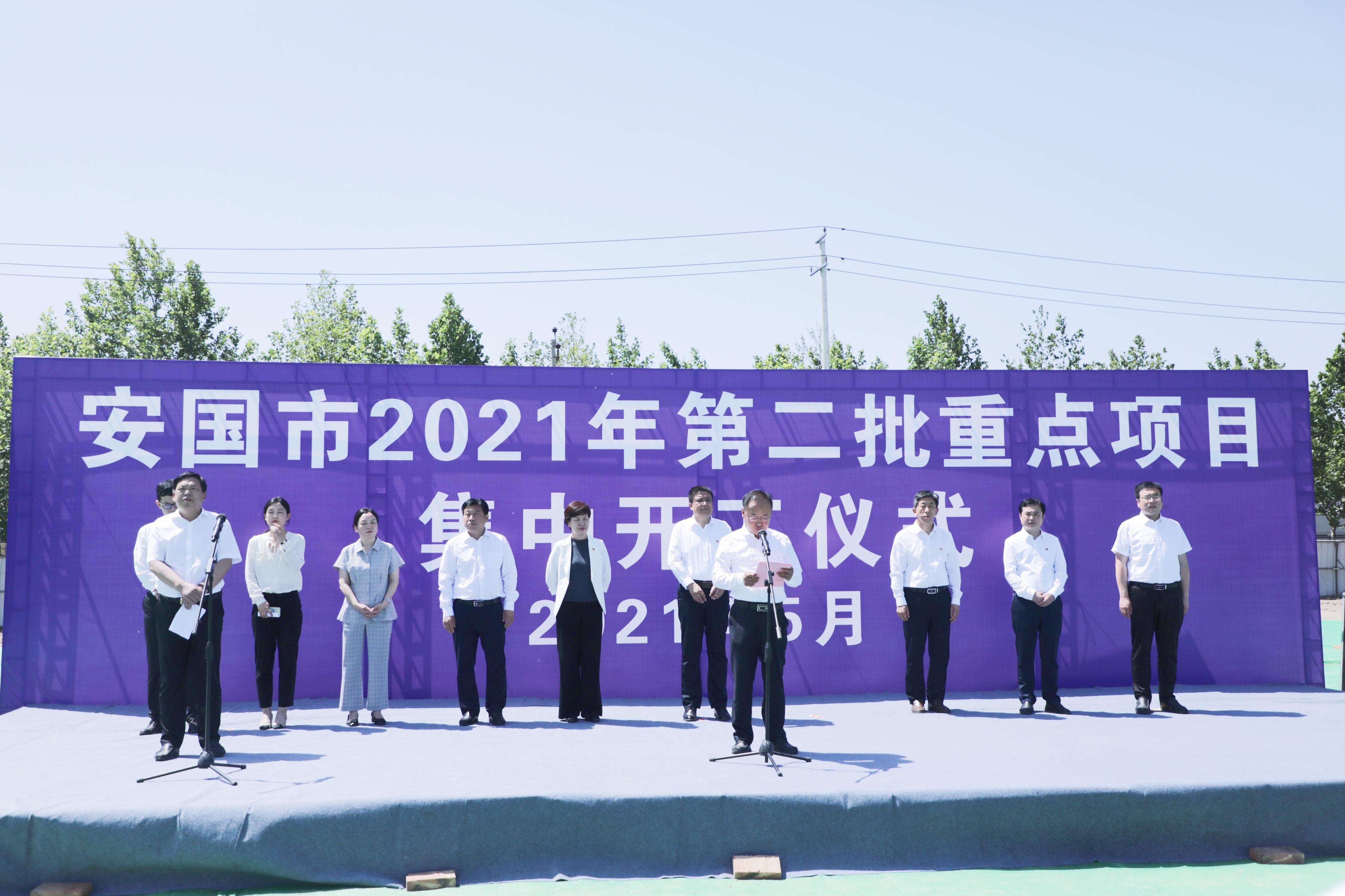安国gdp_河北这县,GDP不足150亿,却喜迎高铁高速大驾光临,未来将蝶变