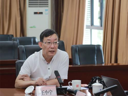 王小宁:促进生物技术产业化与临床应用 真正造福于民众与患者