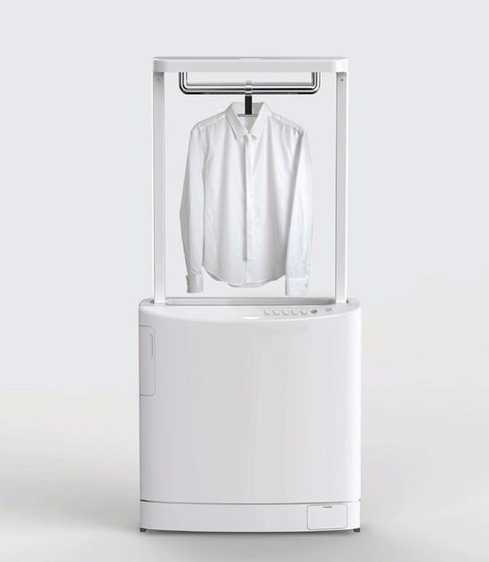 灵感来自面包机的洗衣机