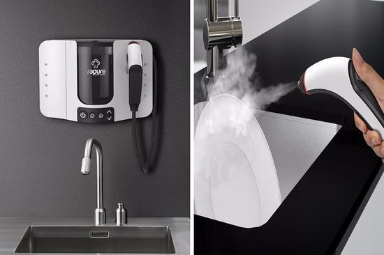 蒸汽式洗碗机