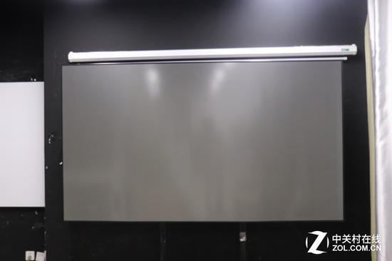 激光电视专用的抗光幕