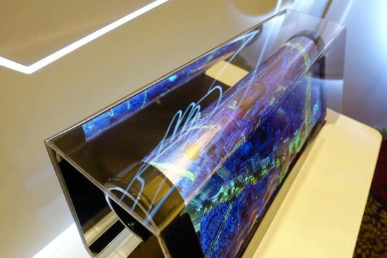 印刷OLED工艺目前还未成熟