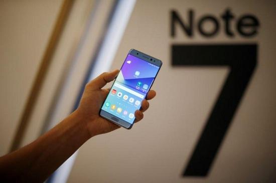 机构称Note 7爆炸因三星设计激进
