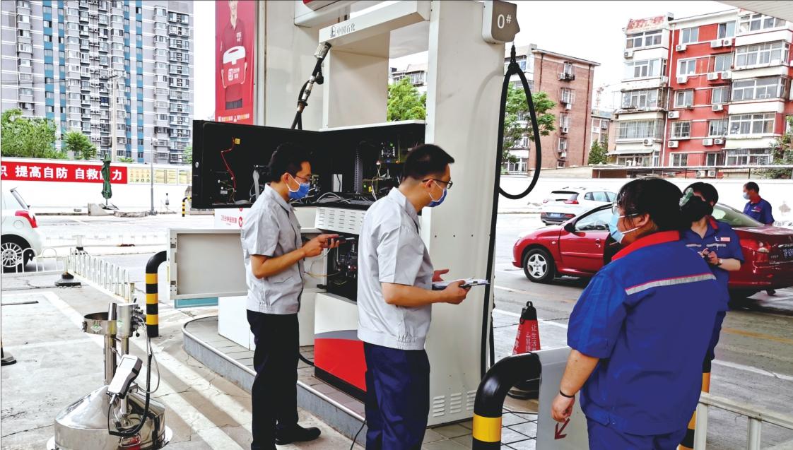 北京�T�^��^�_展夏季燃油加油�C�量作弊�m�整治