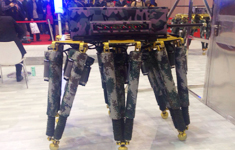六足机器人
