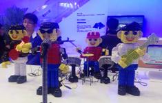 乐队机器人