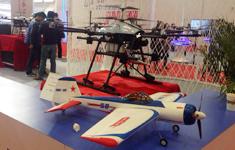 油电混合动力多旋翼无人机