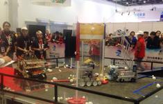 FTC机器人科技挑战赛现场