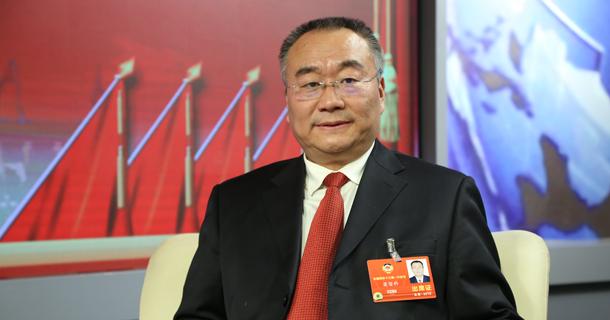 全国政协委员梁留科做客中国经济网