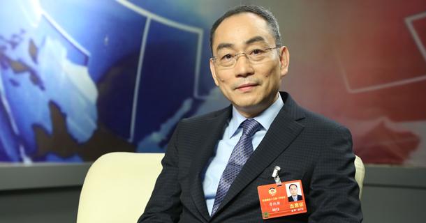 全国政协委员詹纯新做客中国经济网