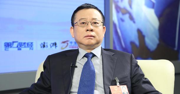 全国人大代表,中国铁建重工集团有限公司党委书记、董事长刘飞香