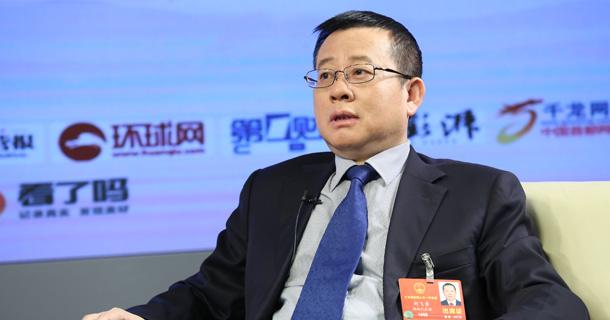 全国人大代表刘飞香做客中国经济网