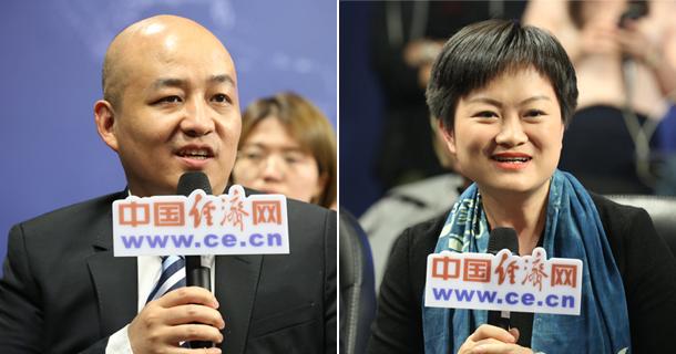 阿里农村事务资深专家张瑞东、腾讯陈圆圆做客中经网