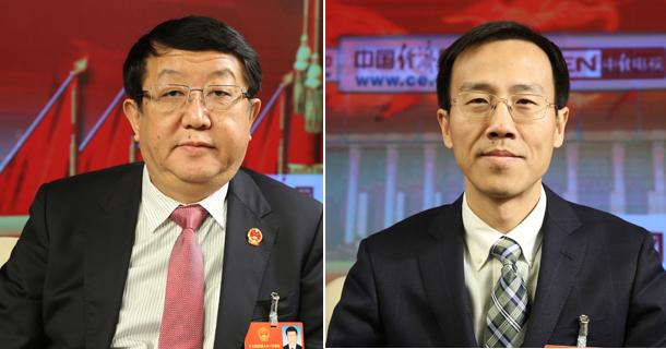 全国人大代表唐晓明、霍涛做客中国经济网