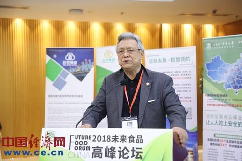 中国生产力学会副会长、原国家粮食储备局局长高铁生.JPG