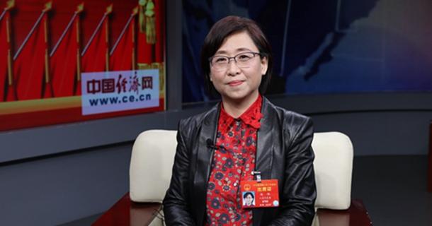 全国人大代表、无锡威孚高科技集团高级工程师赵伟