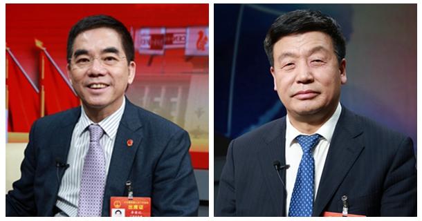 全国人大代表李秉记、郭建仁做客中国经济网