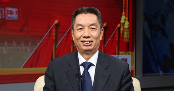 全国政协委员许启金做客中国经济网