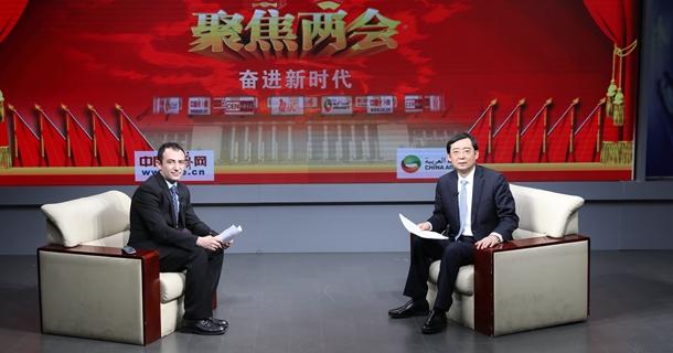 """中经在线访谈:天堑变通途 """"一带一路""""中国建设企业再出发"""
