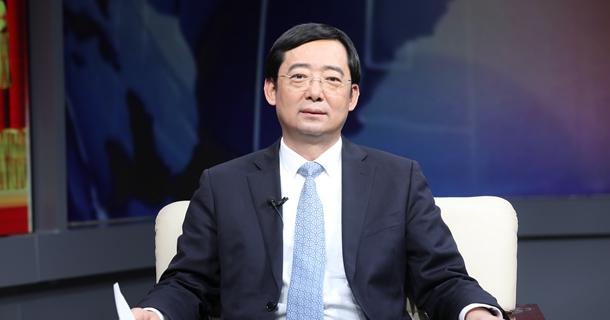 全国人大代表王传霖做客中国经济网