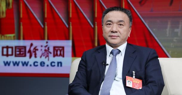 全国人大代表宁凌做客中国经济网