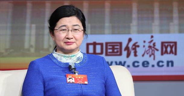 全国政协委员陈双做客中国经济网