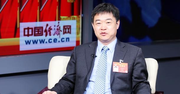 全国政协委员郑春阳做客中国经济网
