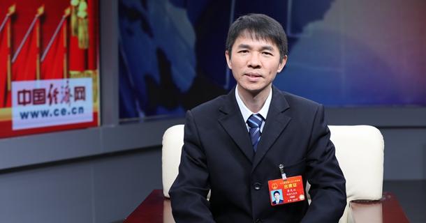 全国人大代表黄茂兴做客中国经济网