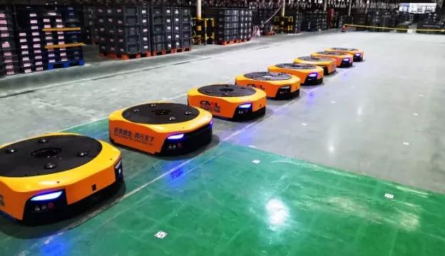 投入仓储搬运机器人小车.jpg
