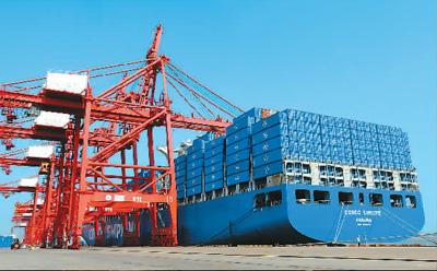 党报:中国外贸形势明显回暖 L型拐点已过