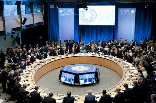 世界银行增资130亿美元 中国投票权上升至第3位