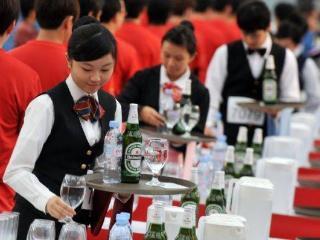 服务业占国民经济半壁江山 中国进入服务经济时代